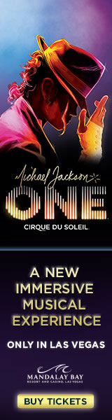Michael Jackson ONE at Mandalay Bay