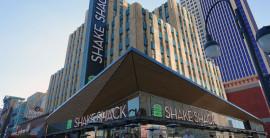 Shake Shack Opens On The Vegas Strip