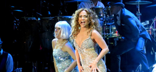 JLo Announces Las Vegas Residency for 2016