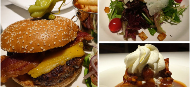 "Kicking Off Restaurant Week with a ""BAM!"" at Delmonico Steakhouse"