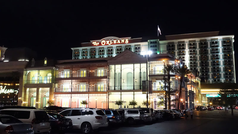 The Orleans Hotel & Casino