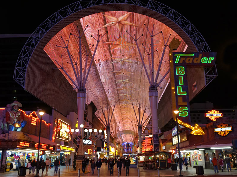 Free Vegas Attractions