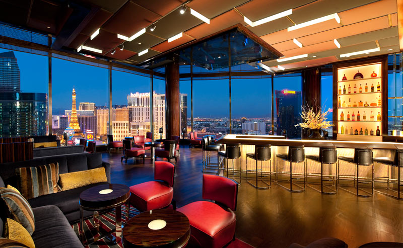 Lounges Las 40 Over Vegas For