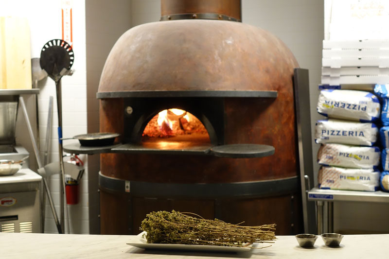 Pizza Rock Oven