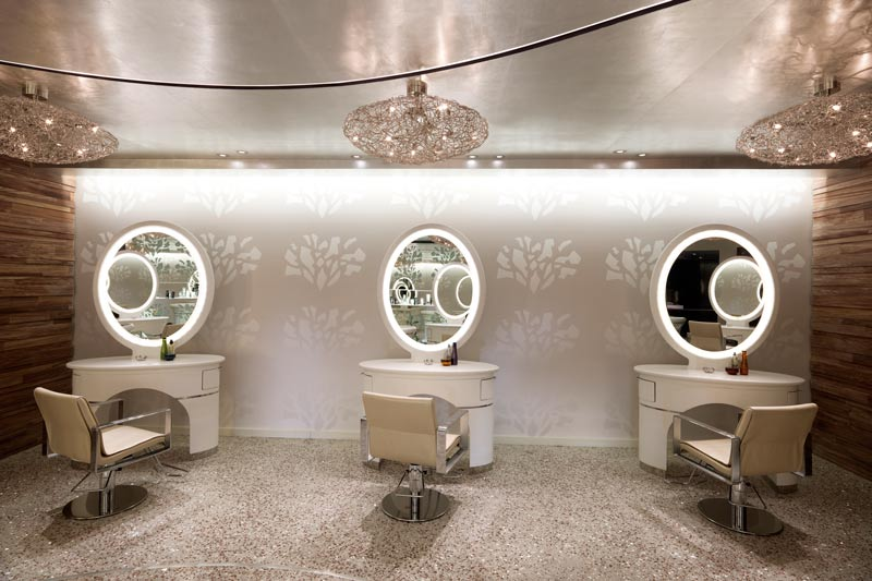 Hair And Beauty on Beauty Salon Stations