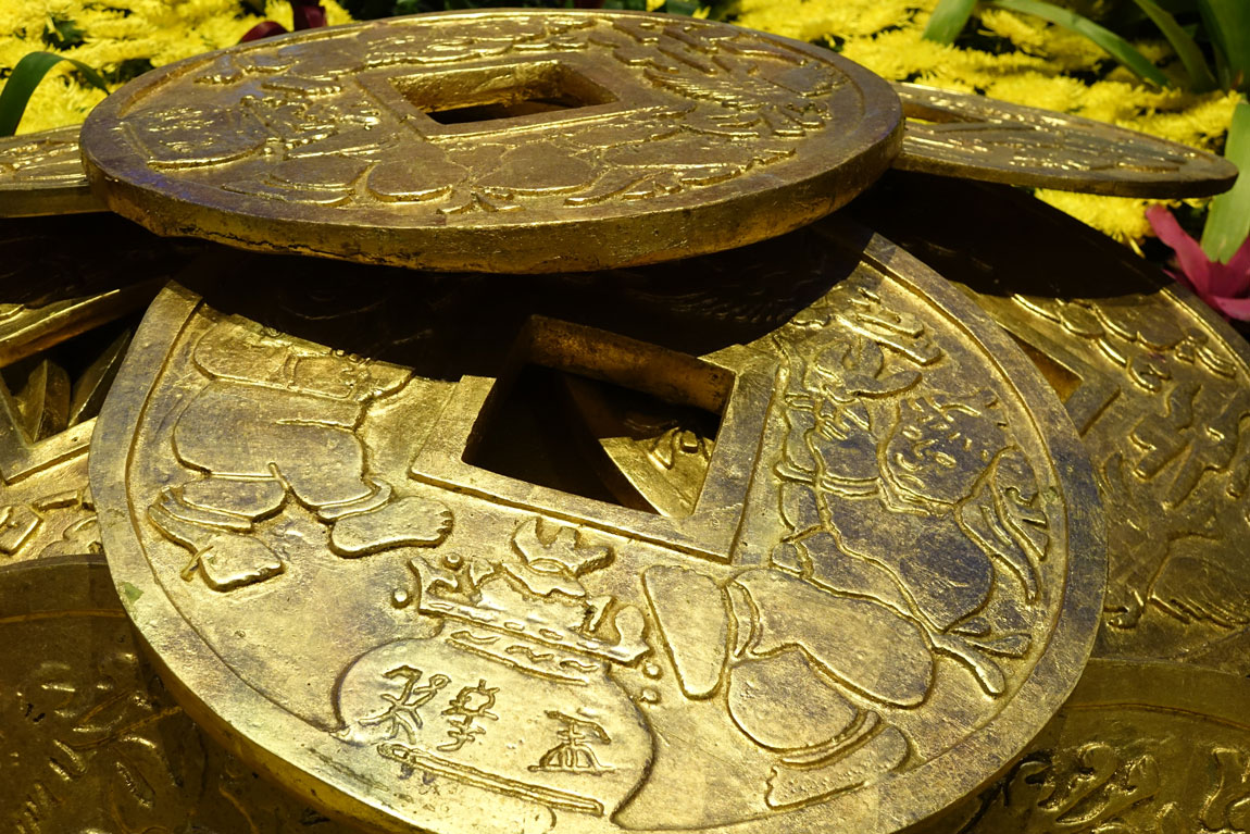 I-Ching Coins