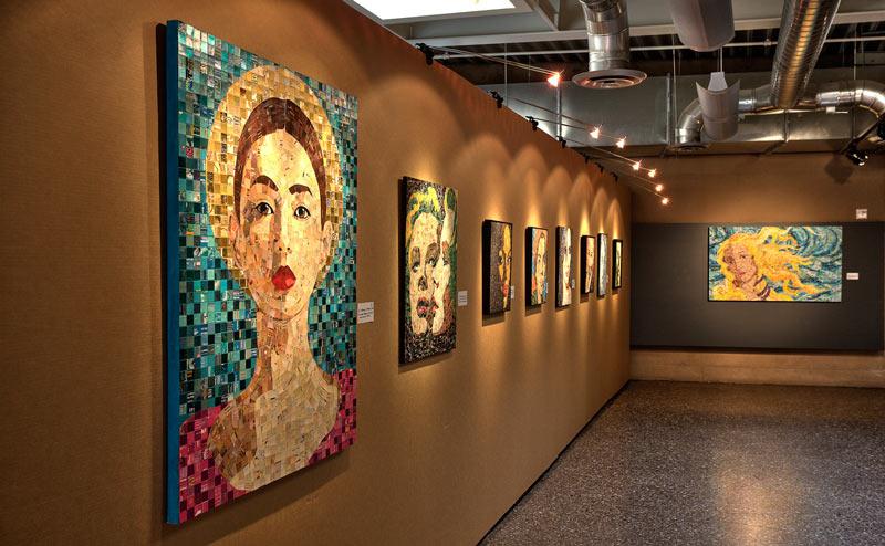Springs Preserve Desert Living Center Patio Gallery