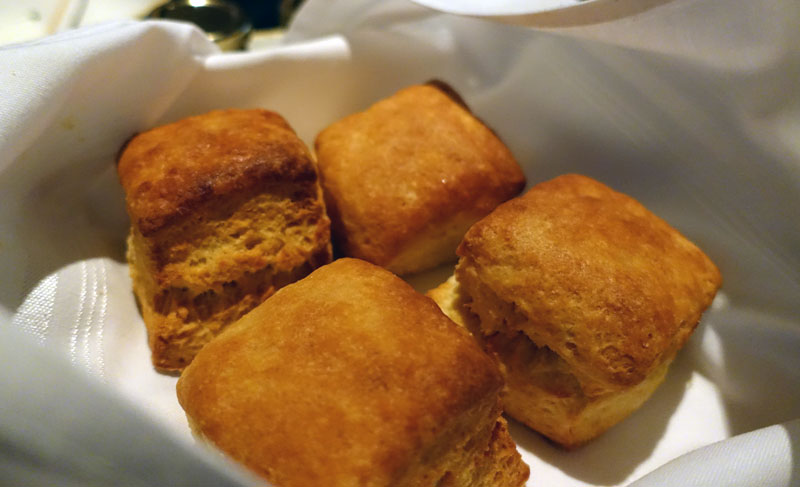 Buttermilk Biscuits at Yardbird