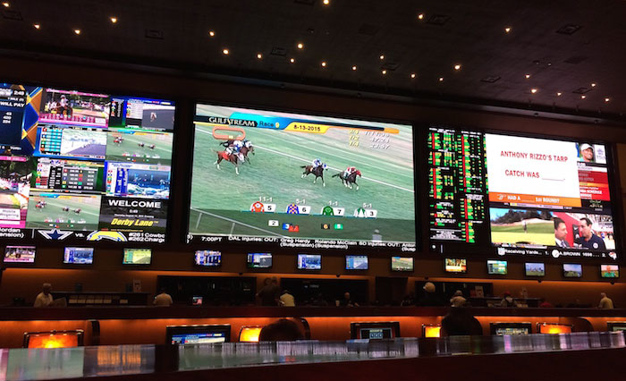 Red Rock Race and Sportsbook