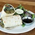 Vegan Falafel at MTO Cafe
