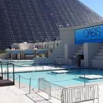 Luxor Oasis Pool