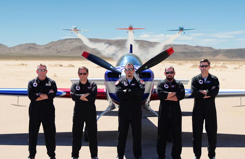 Sky Combat Ace Pilots
