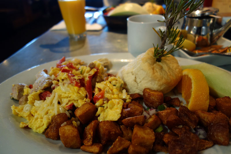 Hash House Scramble
