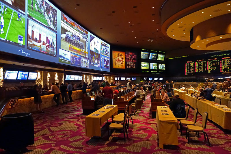 The Mirage Sportsbook