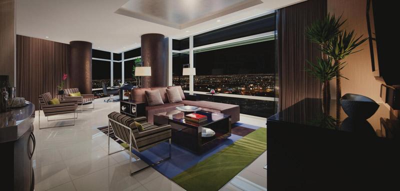 Sky Suites Penthouse