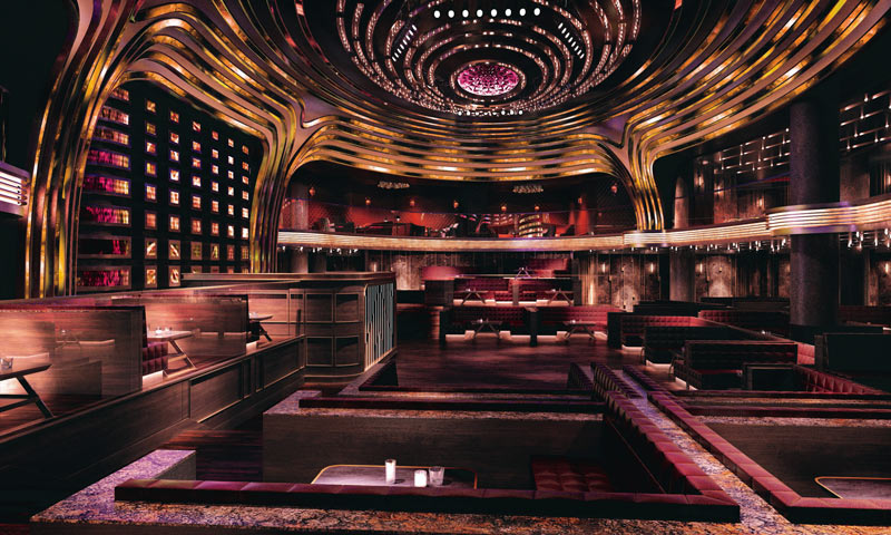 JEWEL Nightclub at ARIA