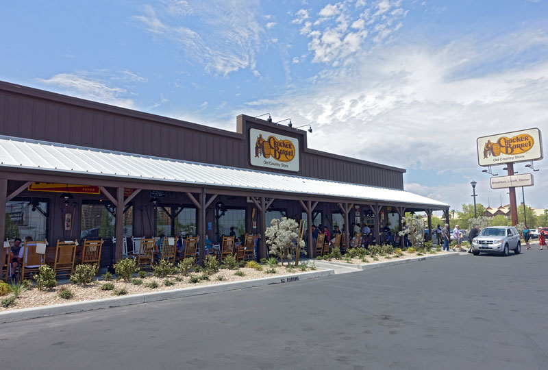 Cracker Barrel Las Vegas