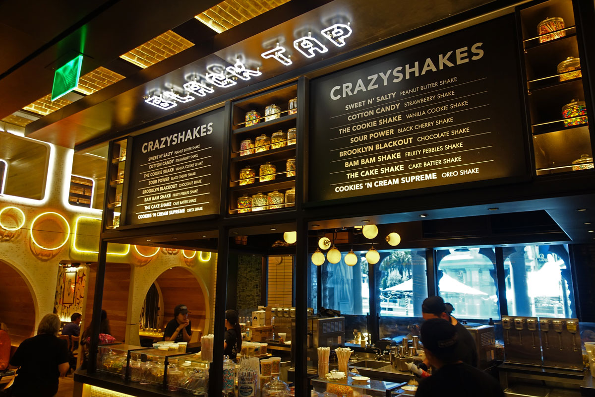 CrazyShake Milkshake Bar