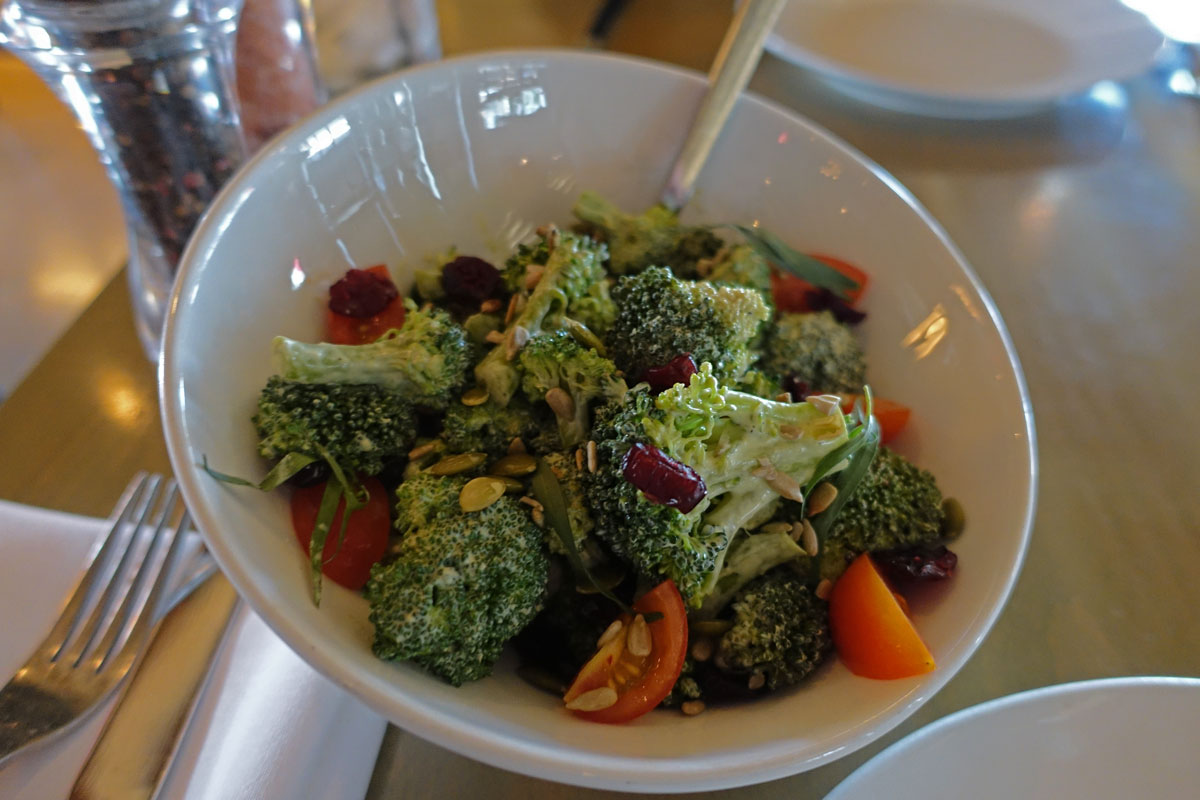 Broccoli Crunch