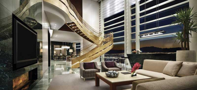 Top 10 Luxury Suites