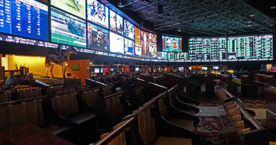 The Renovated Westgate Las Vegas SuperBook