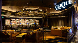 CliQue Lounge Opens at The Cosmopolitan
