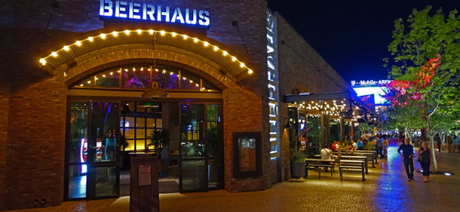 Beerhaus Opens At The Park