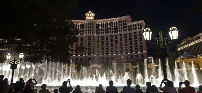 Top 10 Places To Instagram In Vegas