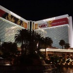 The Mirage at Night