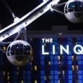 The LINQ Hotel Sign