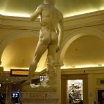 Statue of David at Caesars Palace