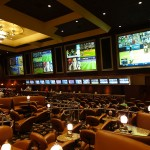 Bellagio Race and Sports Book