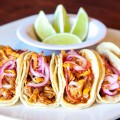 Cochinita Street Taco at El Dorado Cantina