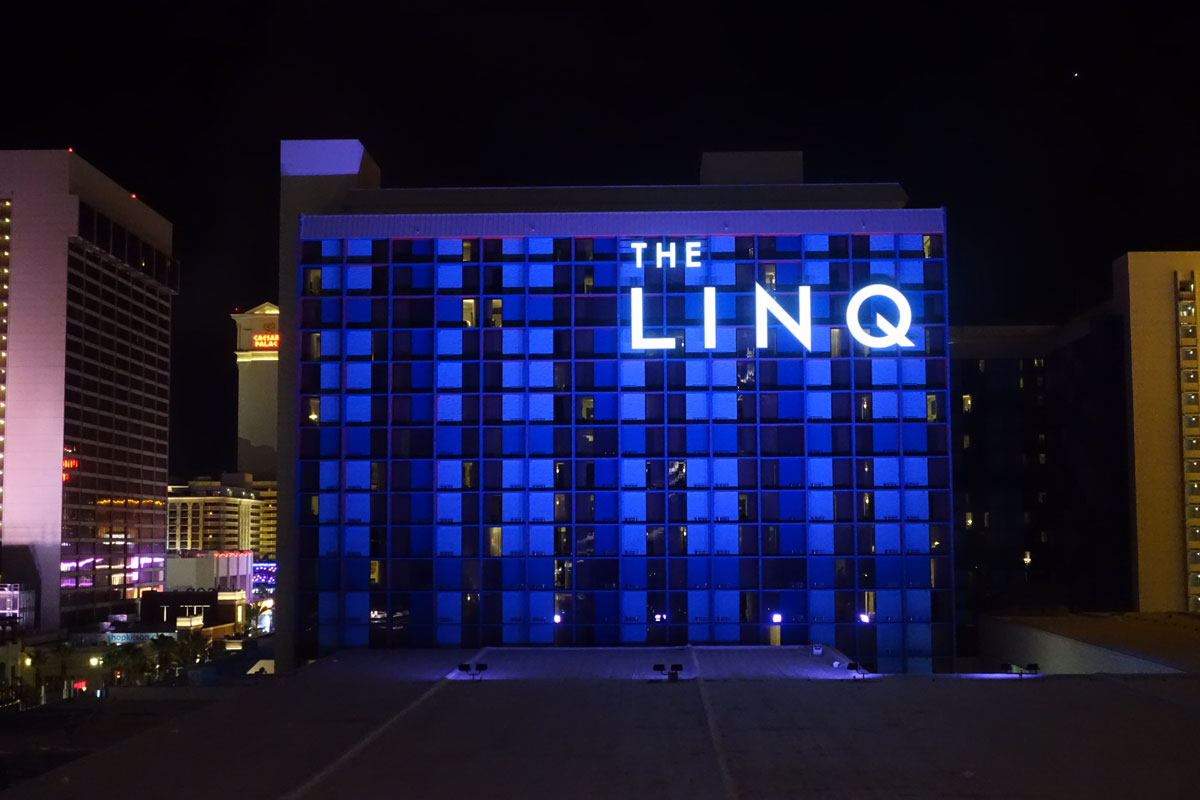 The Linq Hotel In Las Vegas