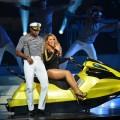 Mariah Carey Jet Ski